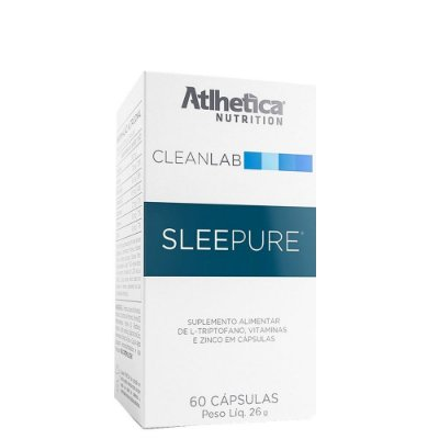 CleanLab SleePure 60Caps Atlhetica