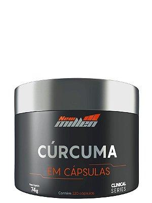 Cúrcuma 120 Capsulas New Millen