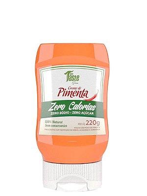 Creme de Pimenta Green 220g Mrs Taste