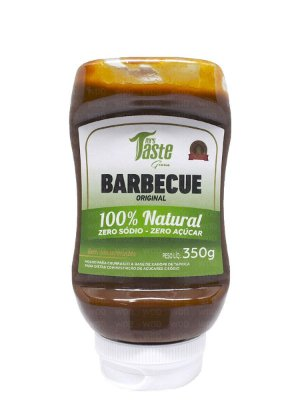 Barbecue Green 350g Mrs Taste