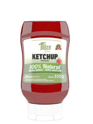 Ketchup Green 350g Mrs Taste