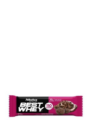Best Whey Bar 32g Atlhetica Nutrition