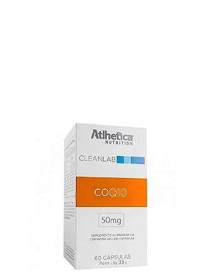 CleanLab Coq10 (50mg) 60 Cápsulas Atlhetica