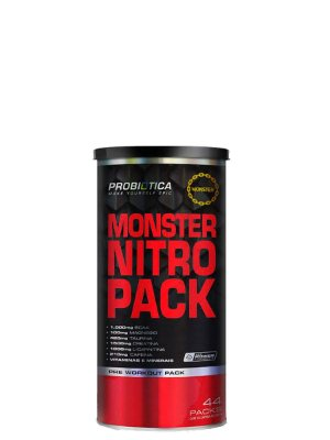 Monster Nitro (44 Packs) Probiótica