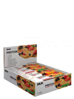 Protein Snack 40g (Caixa com 12 Unidades) Dux Nutrition Lab