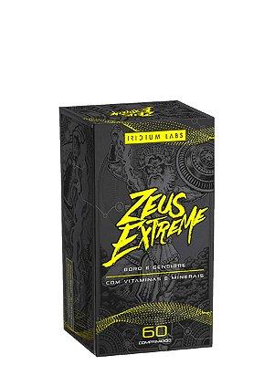 Pré Hormonal Zeus Extreme 60 Comprimidos Iridium Labs