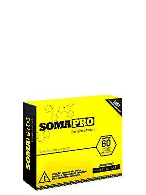 Pré Hormonal Somapro com ZMA 60 Cáps Iridium Labs
