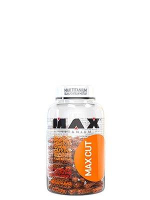 Emagrecedor Max Cut 60caps Max Titanium