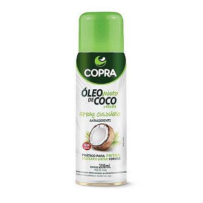 óleo de coco Spray Culinário 200ml Copra