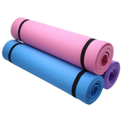Colchonete Tapete em Eva para Exercício Yoga Ginástica Pilates 1,70m x 55cm