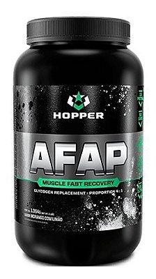 Afap Recovery Muscle Fast Repositor de Glicogênio 4:1 1,364g Hopper