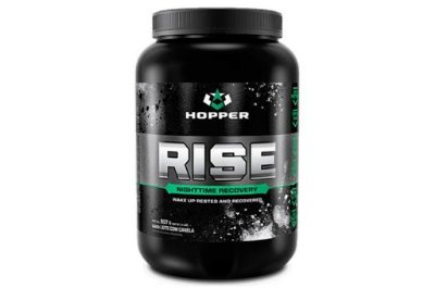 Whey Protein Rise Nighttime Recovery 907g Hopper