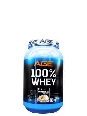 Whey Protein 100% 907g Age