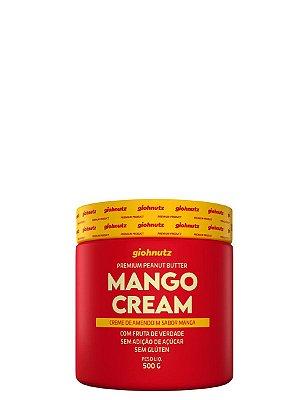 Creme de Amendoim MANGO CREAM - 500gr Giohnutz