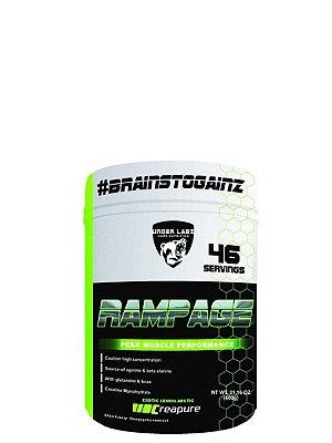 Pré Treino Rampage 600G -  Under Labz