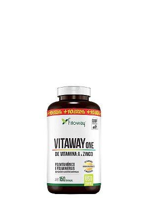 Polivitamínico Vitaway One 150 caps - Fitoway Clean