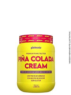 Creme de Amendoim Piña Colada Cream - 1kg Giohnutz
