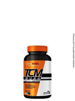 Cápsula TCM,Café Verde,Curcuma e Pimenta 60caps - Clinicmais