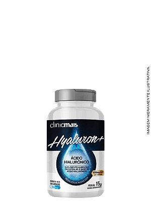 Ácido Hialurônico 30caps 500mg - Clinicmais