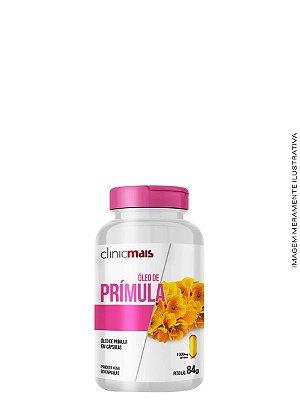 Óleo de Primula 60caps - Clinicmais
