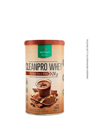 Cleanpro Whey 450g - Nutrify