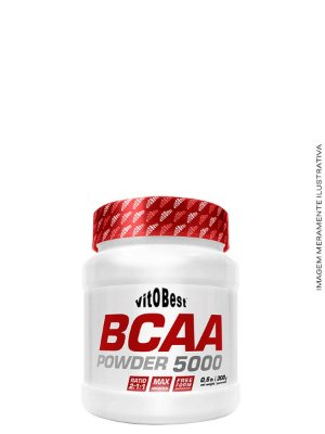 Bcaa 5000 Powder 300g - Vitobest