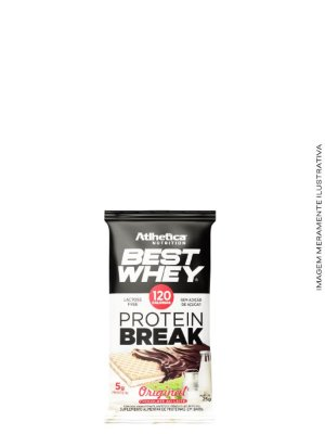 Best Whey Protein Break 25g - Atlhetica