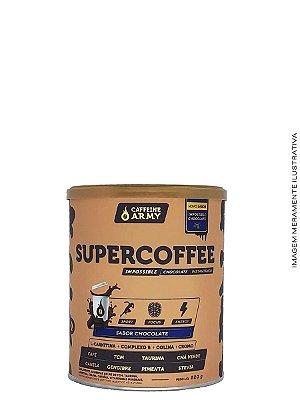 Supercoffee 220g Chocolate - Caffeine Army