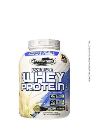 Whey Protein Premium 3W 2.270kg - Muscletech