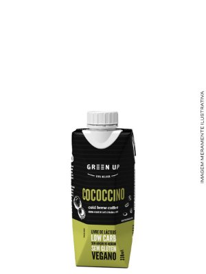 ColdBrew Cococcino 330ml - GreenUp