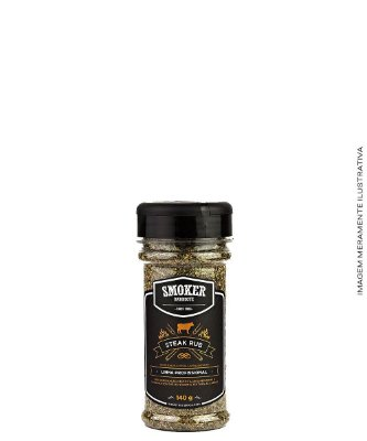 Dry Rub Steak Rub 140 g - Canta Gallo
