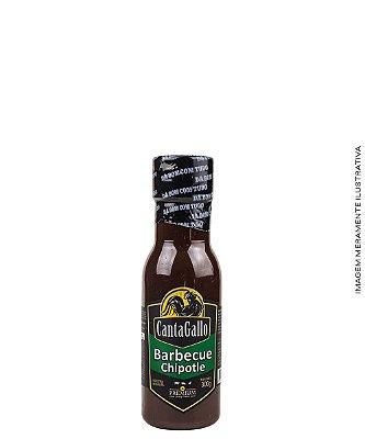 Molho Barbecue Chipotle 300g - CantaGallo