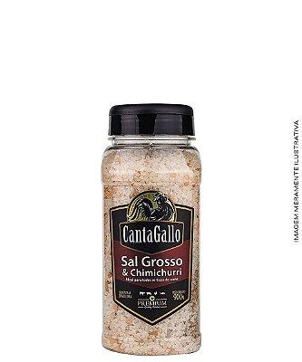 Sal Grosso & Chimichurri 900g - CantaGallo