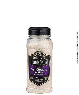 Sal Grosso & Alho 900g - CantaGallo