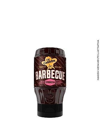 Molho Barbecue Sriracha 400g  - De Cabron