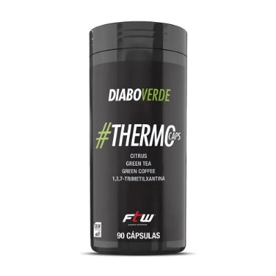 Diabo Verde Thermo 90 caps - FTW