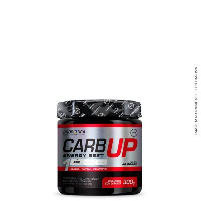 Carb Up Energy Beet 300g - Probiótica