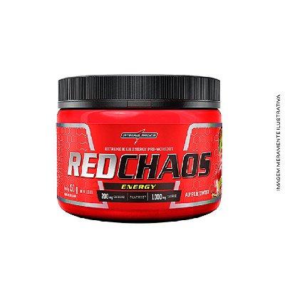 Pré-Treino Red Chaos Energy 150g - Integralmedica