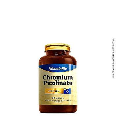 Chromium Picolinate (90 caps) - Vitaminlife