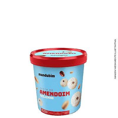 Pasta de Amendoim Beijinho 450g - Mandubim