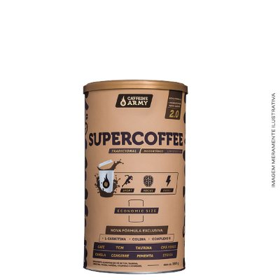 Supercoffee 380g - Caffeine Army