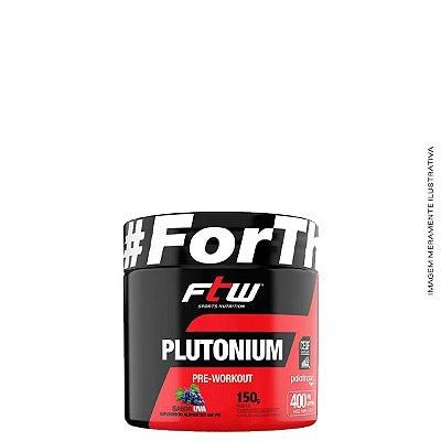 Plutonium Pre Workout 150g  - FTW
