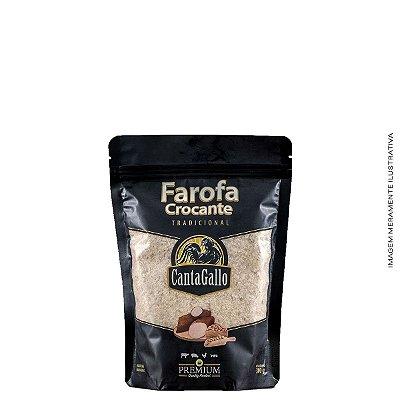 Farofa Crocante Tradicional - CantaGallo