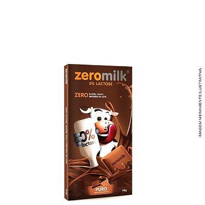 ZEROMILK PURO - Tablete 80g