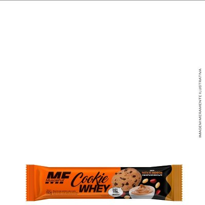 Cookie Whey Pasta de Amendoim c/ Gotas de Chocolate 50g - Muscle Full