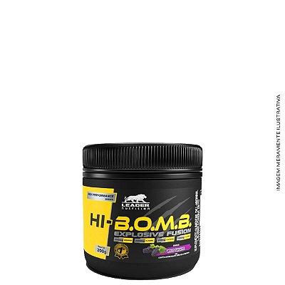 Hi - Bomb Explosive Fusion 200g - Leader Nutrition