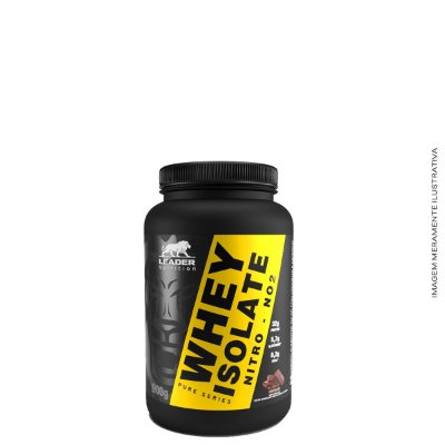 Whey Isolate Nitro NO2 900g Whey Isolado - Leader Nutrition