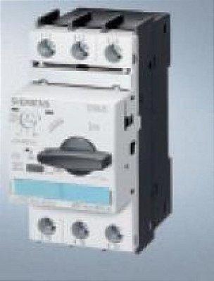 disjuntor motor, 0,11-0,16A, tamanho S00, sem bloco 3RV1011-0AA10