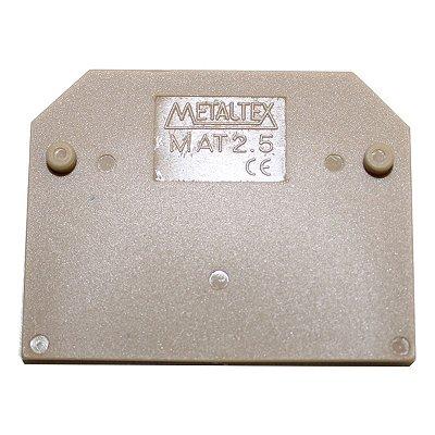 TAMPA FINAL PARA CONECTOR MTB2,5EN MAT2,5