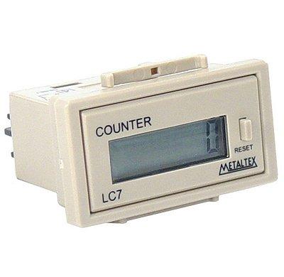 CONTADOR DIGITAL - 6,5-24VCC LC7-D